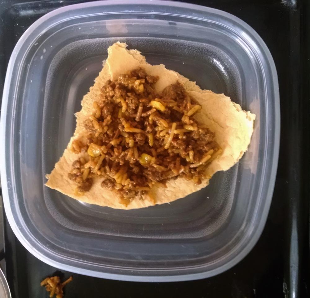 Mexican Lasagna 11