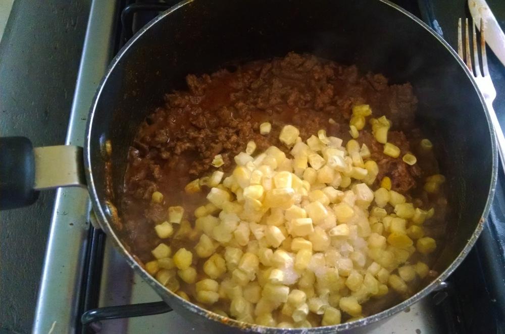 Mexican Lasagna 3